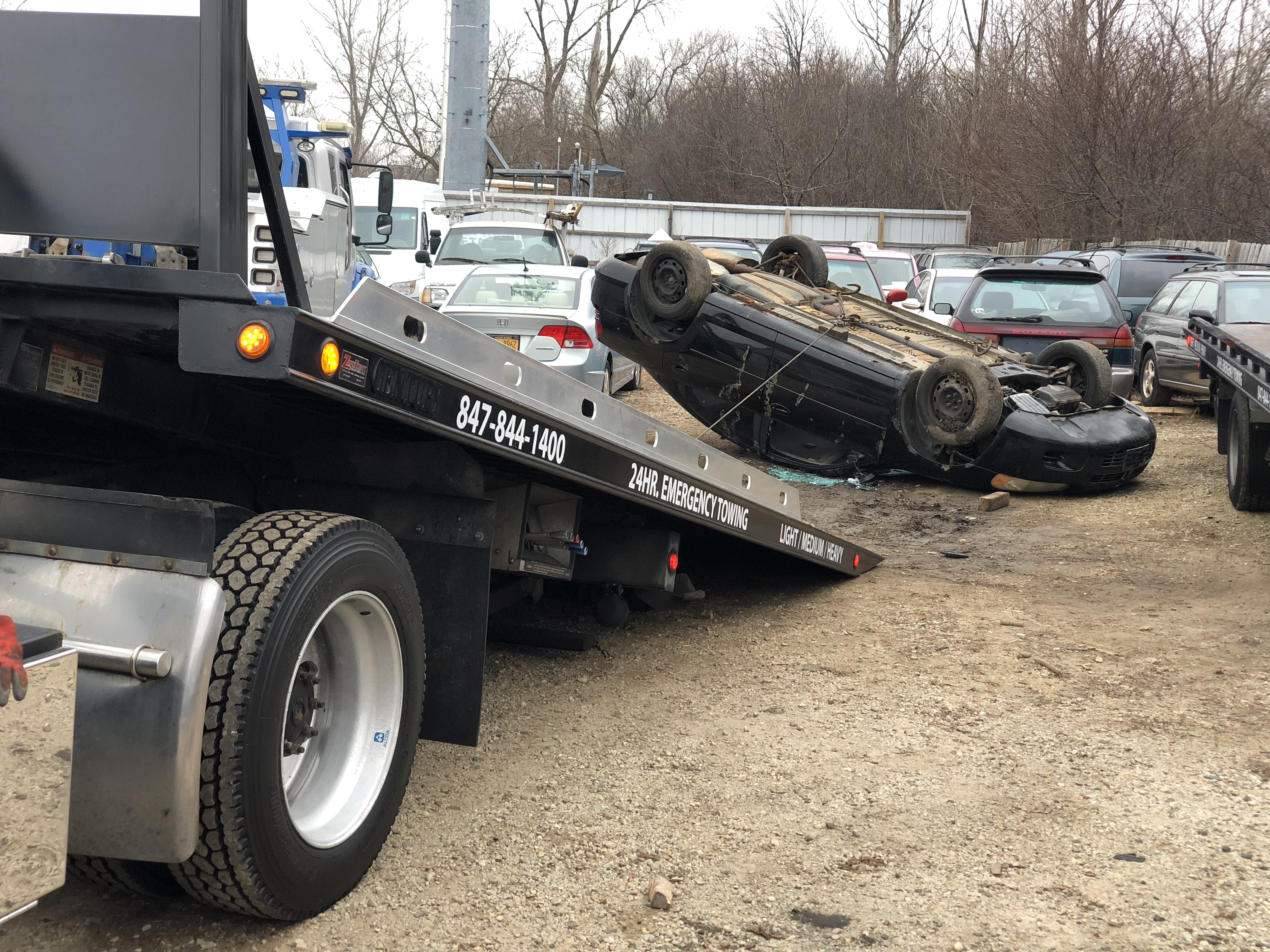 Cash for Junk Cars - Speedy G Towing